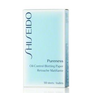 "Shiseido ""Pureness"" Oil-Control Blotting Paper"